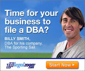 DBA Filing Online